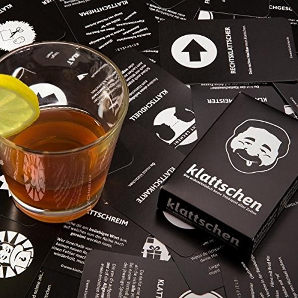 Klatschen Kartenspiel