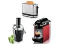 Hochwertige Küchengeräte von WMF, Philips, DeLonghi & Co. stark reduziert im Angebot des Tages