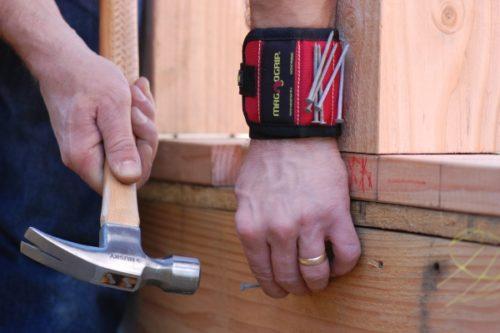 Magnetisches Armband für Handwerker von MagnoGrip » Geschenk ...