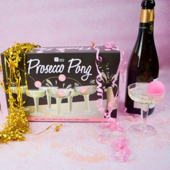 Prosecco Pong Partyspiel