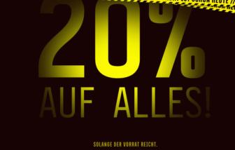 20% auf alle Geschenke bei Radbag