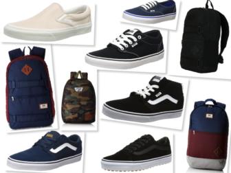 Bis zu 62% reduziert: Vans Schuhe und Rucksäcke im Angebot des Tages