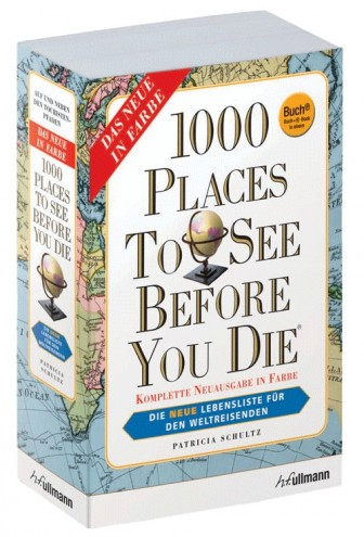 1000 Places To See Before You Die – Buch
